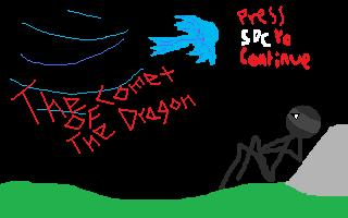 The Comet of the Dragon