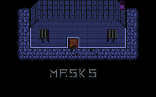 Masks 15 pages