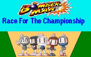 Bomberman: Race For The Championship
