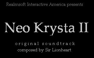 Neo Krysta II (Original Soundtrack)
