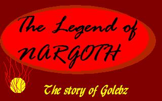 The Legend of Nargoth