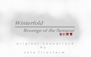 Winterfold: Revenge of the Samurai (original soundtrack)