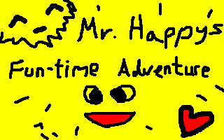 Mr. Happy's Fun-Time Adventure