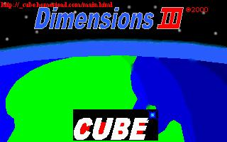 Dimensions 3