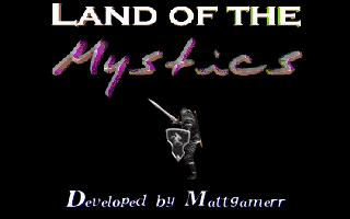 Land of the Mystics