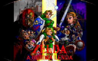 The last legend of zelda