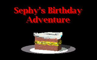 z(04/11) Sephy's Birthday Adventure