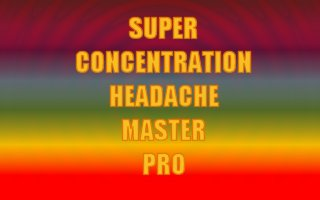 Super Concentration Headache Master Pro