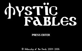 Mystic Fables