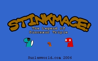Stinkmace: The Legend of Dinosaur Triple