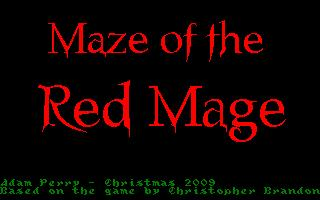 Maze of the Red Mage